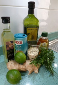 Spa ingredients