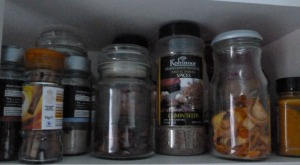 My spices